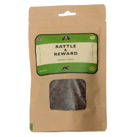 Rattle & Reward pouch